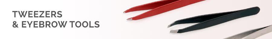 Tweezers & Eyebrow Tools