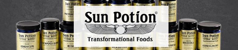 Sun Potion Logo
