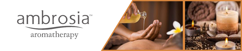 Ambrosia Aromatherapy Logo