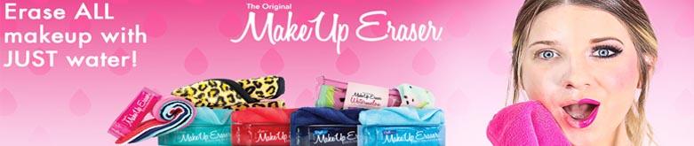 The Original Makeup Eraser Logo