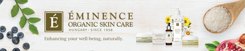 Eminence Organics Logo