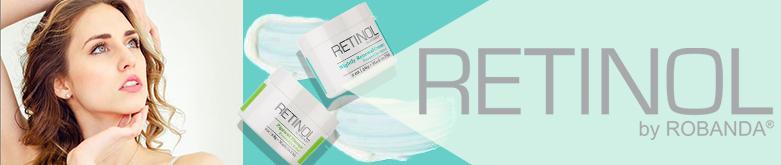 Retinol by Robanda Logo